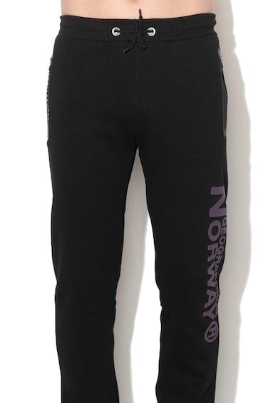 Geographical Norway Спортен панталон Majuscule с лого Мъже