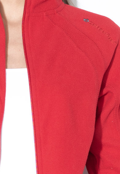 Canadian Peak Bluza sport cu captuseala din fleece si fermoar Ustencia Femei