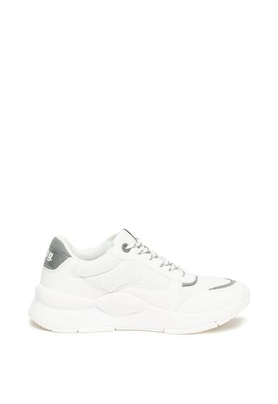 MTNG Pantofi sport de piele ecologica cu brant moale Femei