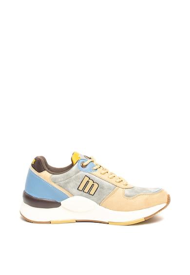 MTNG Pantofi sport cu model colorblock si garnituri de piele ecologica Femei
