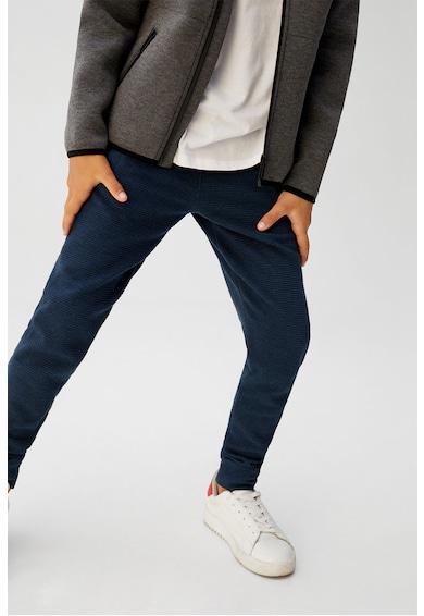 Mango Pantaloni sport cu snur in talie Minioto Baieti