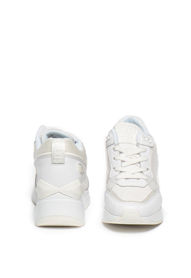 sixtyseven Pantofi sport wedge de piele ecologica Femei