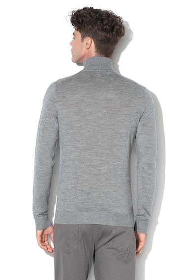 Jack&Jones Pulover tricotat fin din lana Merinos Barbati