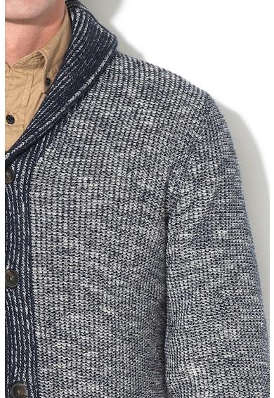 Jack&Jones Cardigan din tricot cu nasturi Gordon Barbati