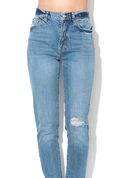 Vero Moda Blugi slim fit din amestec de bumbac organic Selena Femei