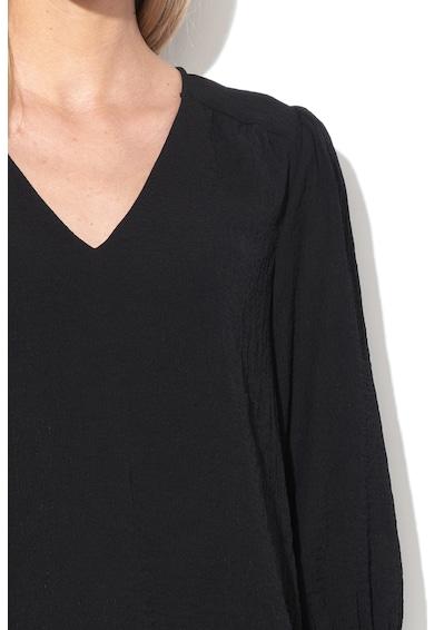 Vero Moda Bluza lejera cu decolteu in V Arwen Femei