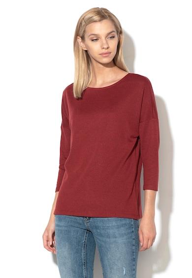Only Bluza din tricot fin cu decupaj pe partea din spate Poppy Femei
