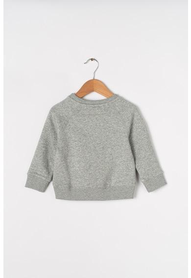 GAP Kerek nyakú pulóver mintás részlettel Lány
