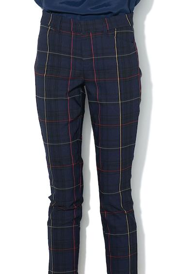 GAP Pantaloni skinny cu model tartan Femei