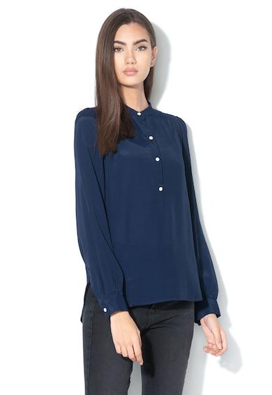 GAP Bluza cu maneci lungi si fenta cu nasturi Femei