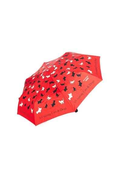 Moschino Umbrela cu imprimeu cu animale  Femei