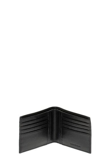 Emporio Armani Кожен портфейл с капаче Мъже