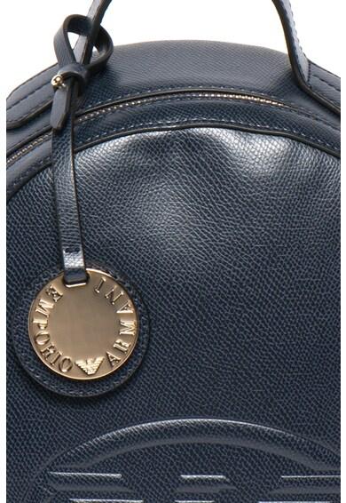 Emporio Armani Rucsac de piele ecologica cu detaliu logo in relief Femei