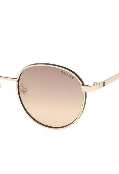 Guess Овални слънчеви очила Мъже