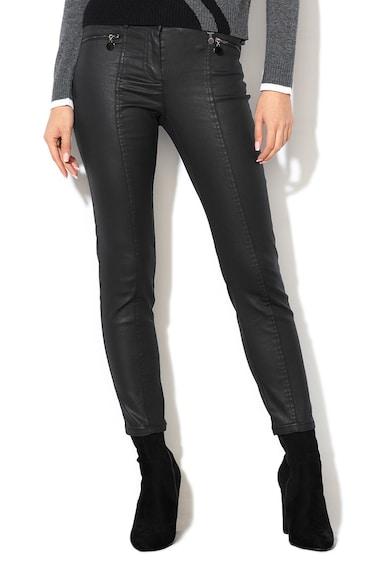 Pennyblack Pantaloni cu aspect peliculizat Lago Femei