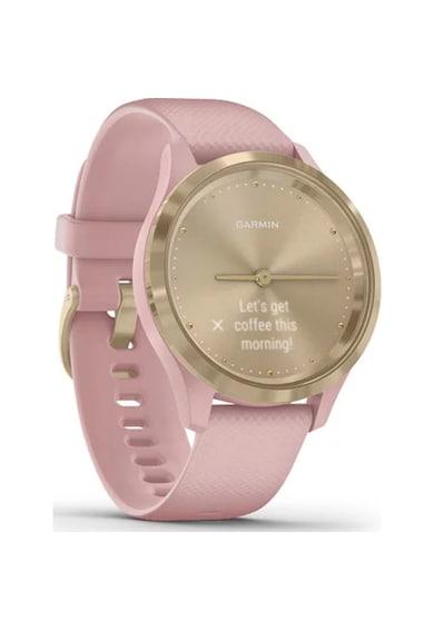 Garmin Часовник Smartwatch  Vivomove 3S Sport със силиконова каишка Жени