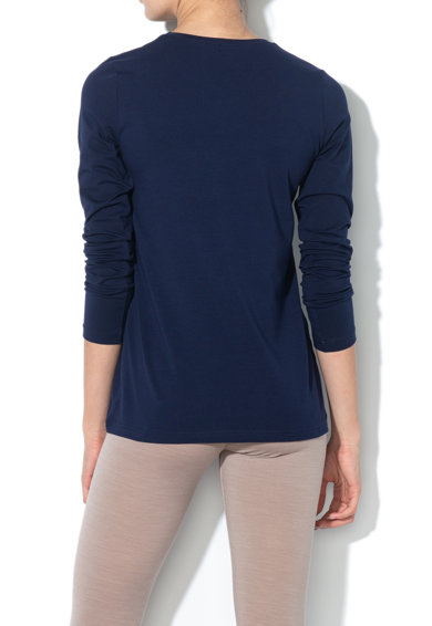 Skiny Bluza de pijama cu imprimeu grafic Joy Sleep Femei