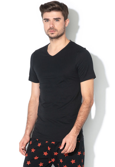 Skiny Set de tricouri de casa - 2 piese Barbati