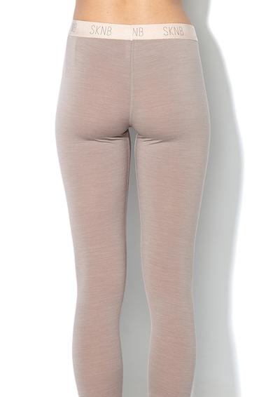 Skiny Colanti din amestec de lana Merinos Active Femei