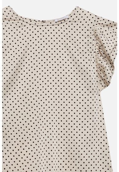 Motivi Bluza cu buline si volane Femei