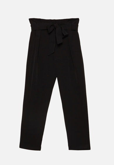Motivi Pantaloni cu prindere cu funda in talie Femei