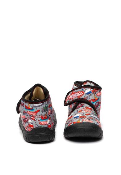 Primigi Pantofi sport cu velcro si imprimeu grafic Baieti