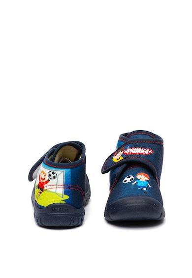 Primigi Pantofi cu velcro si model grafic Baieti