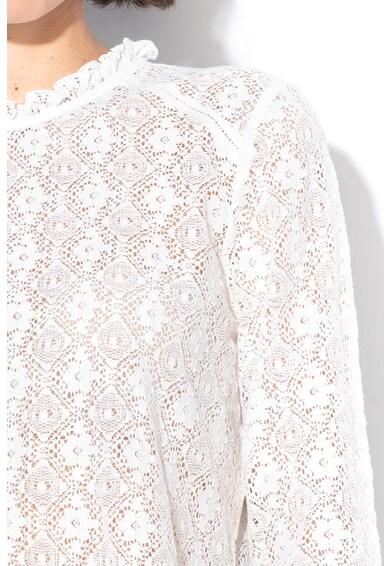 Esprit Блуза от плетена дантела Жени