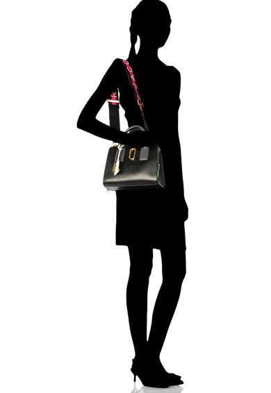 Marc Jacobs Geanta de mana, de piele, cu bareta detasabila Femei
