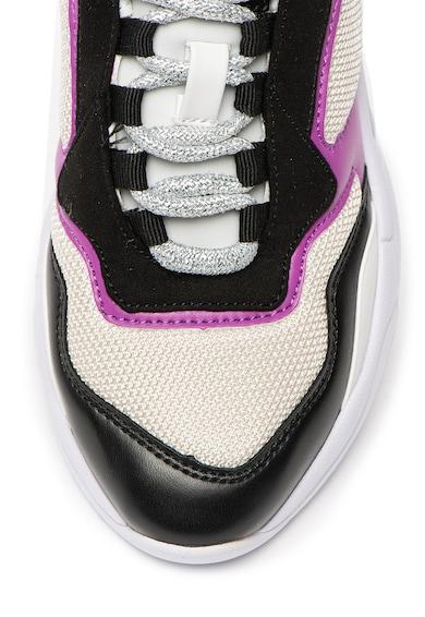 Guess Pantofi sport cu model colorblock Femei