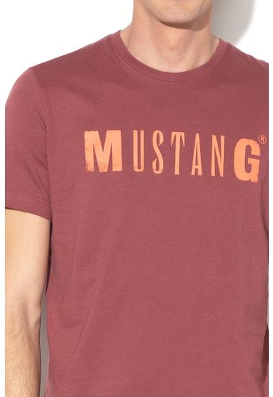Mustang Tricou cu imprimeu logo Barbati
