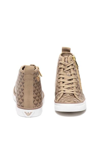 Emporio Armani Спортни обувки с монограм Жени