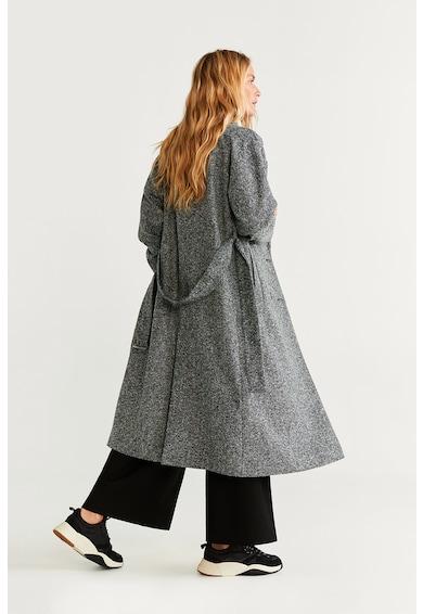 Mango Palton din amestec de lana Bologna Femei
