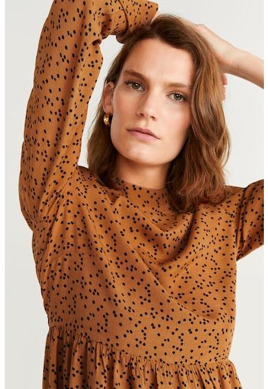 Mango Rochie cu model grafic Carey Femei