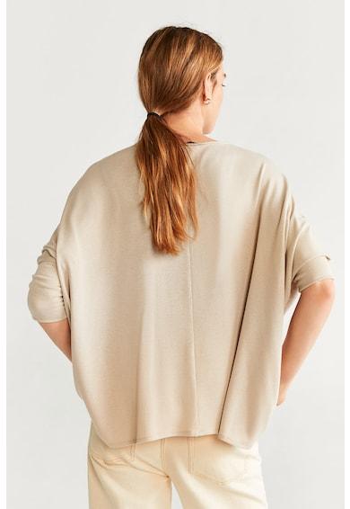Mango Блуза Easy с ръкави тип прилеп Жени