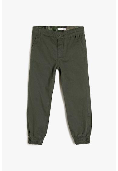 KOTON Pantaloni chino cu mansete Baieti