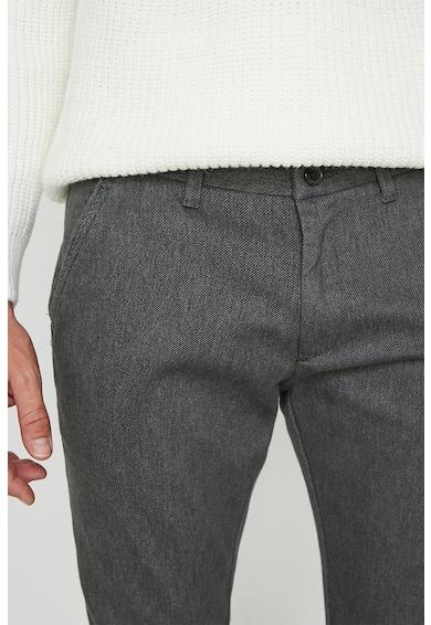 KOTON Pantaloni chino cu buzunare laterale Barbati