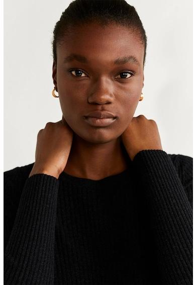 Mango Pulover din tricot cu striatii Godo Femei