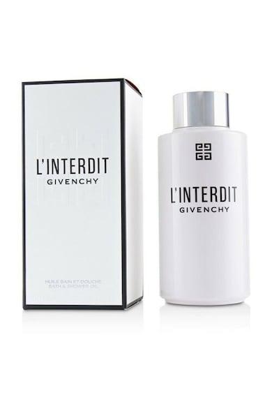 Givenchy Gel de dus  L'Interdit, Femei, 200 ml Femei