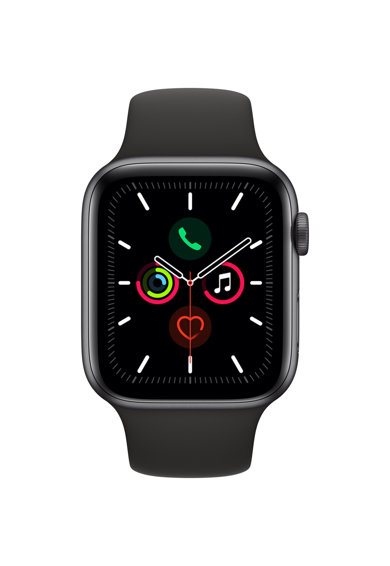 Apple Watch 5, GPS, Carcasa Femei