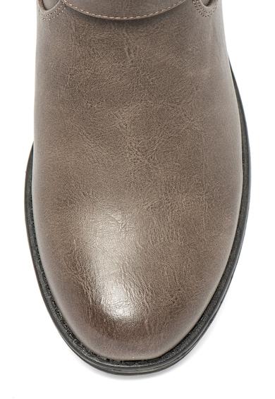 Call It Spring Cizme de piele ecologica, cu bareta cu catarama Livistona Femei