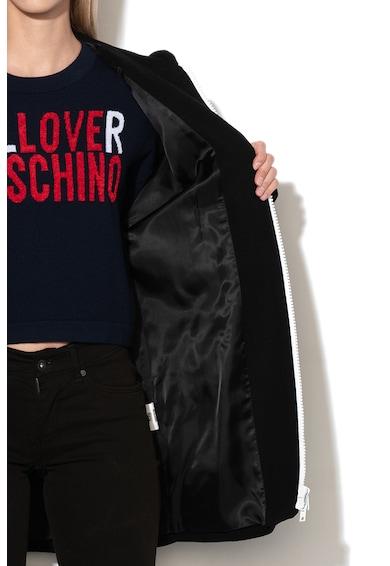 Love Moschino Яке с вълна и качулка Жени