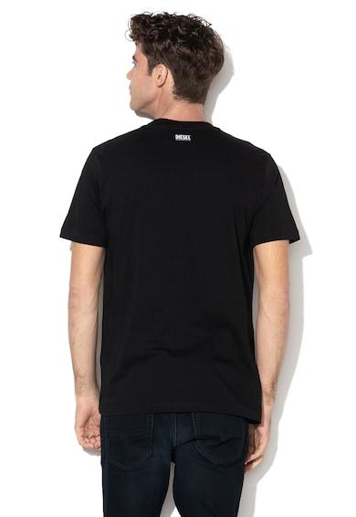 Diesel Pati feliratos póló férfi