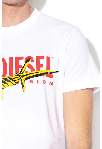 Diesel Diego logómintás póló férfi