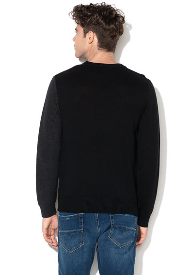 Diesel Half logómintás pulóver férfi