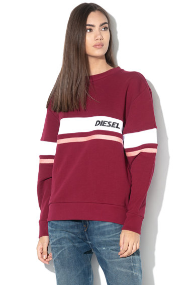 Diesel Bluza sport de casa, cu detaliu logo Phylo Femei
