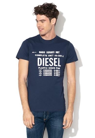 Diesel Diego feliratos póló férfi