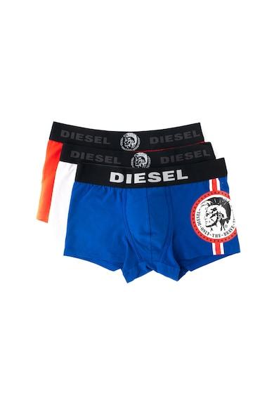 Diesel Set de boxeri cu banda logo Damien - 3 perechi Barbati