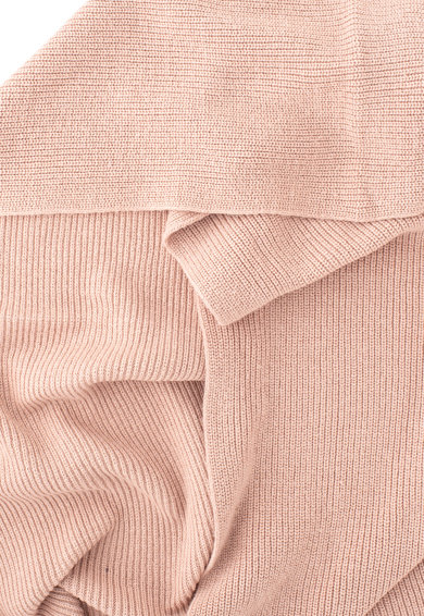 SUPERDRY Fular din amestec de lana Heritage Femei