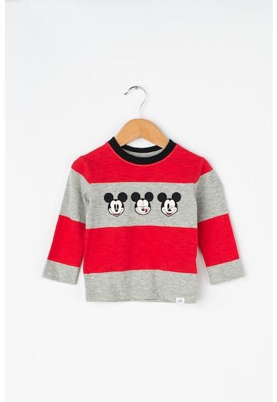 GAP Bluza cu aplicatie Mikey Mouse Fete